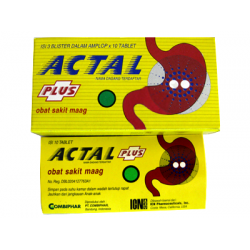 Actal Plus Tablet