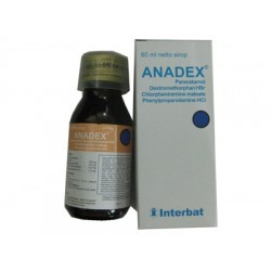 Anadex Sirup 60ml