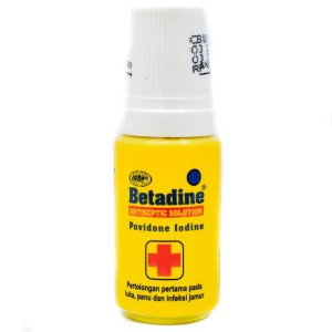 Betadine Solution 5 ml