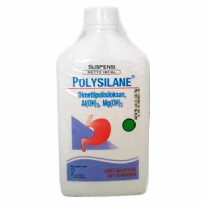 polysilane suspensi 180 ml