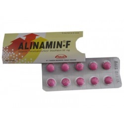 Alinamin F 50Mg Tablet