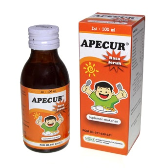 Apecur Sirup 100Ml