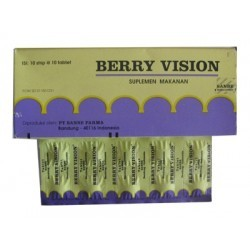 Berry Vision Tablet-Vitamin Mata