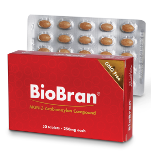 Biobran 250 Mg Tablet