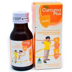 Curcuma Plus Imuns Sirup 60 ml