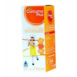 Curcuma Plus Sirup 120 ml