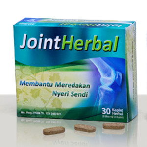 Joint Herbal Isi 30