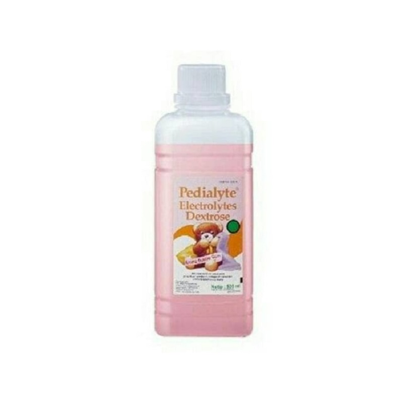 Pedialyte Buble Gum 500Ml