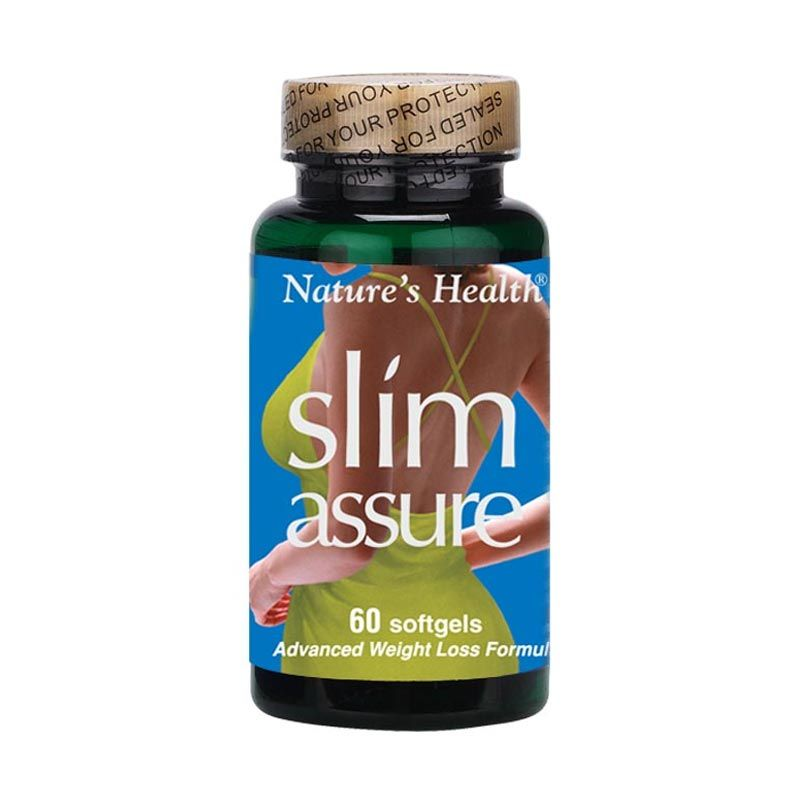Nature's Health Slim Assure Cap 60'S