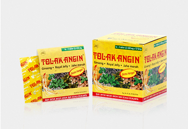 Tolak Angin Tablet isi 4