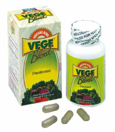 Vegeblend Adult