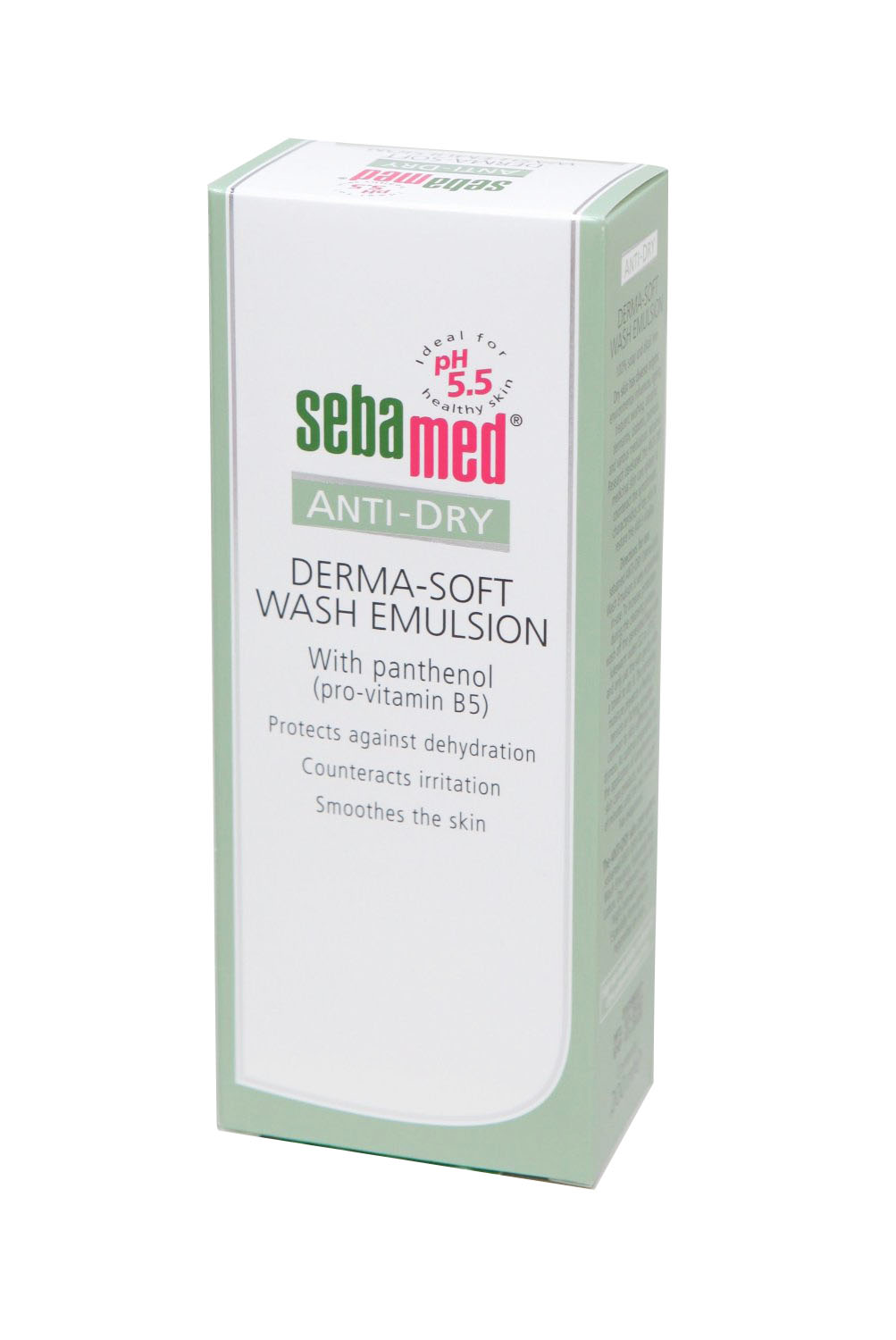 Sebamed Anti-Dry Derma Soft Wash Emulsion 1000 ml