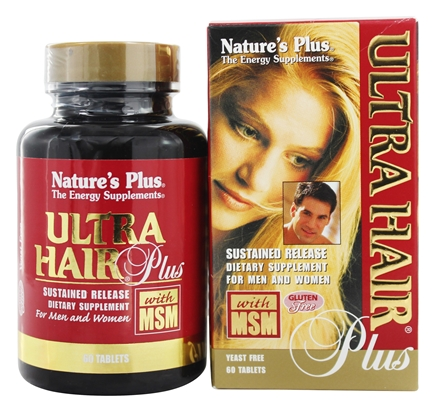 Nature's Plus Ultra Hair 60 tablet