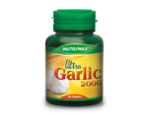 Nutrimax Ultra Garlic 2000 30 Tablet