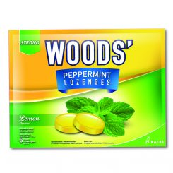 Woods Loz Lemon Sachet