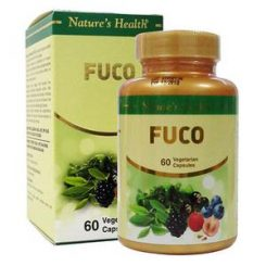 Nature'S Health Fuco Caps 60'S