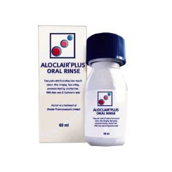 Aloclair Plus Oral Rinse 60Ml