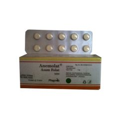 Anemolat Tablet 1 mg