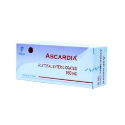 Ascardia Tablet 160mg Isi 10