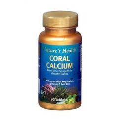 Nature's Health Coral Calcium Isi 90