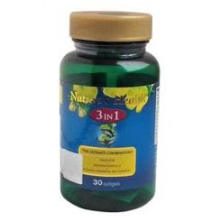 Nature's Health 3 In 1 ( Squalene + Salmon Omega 3 + E.p.o ) 30's