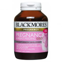 Blackmores Pregnancy and Breastfeeding Gold 120 Caps