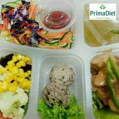 5 Days Lunch Pack for Diabetics Menu A