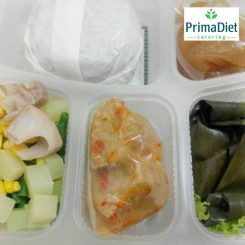 5 Days Lunch Pack for People with Gout