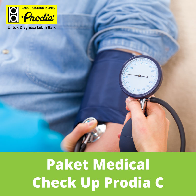 PRODIA Paket Medical Check Up C