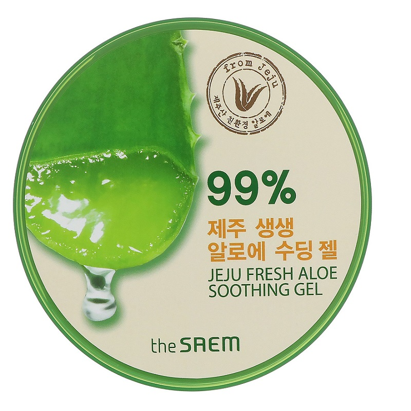 The Saem Soothing Aloe Vera Gel 300ml