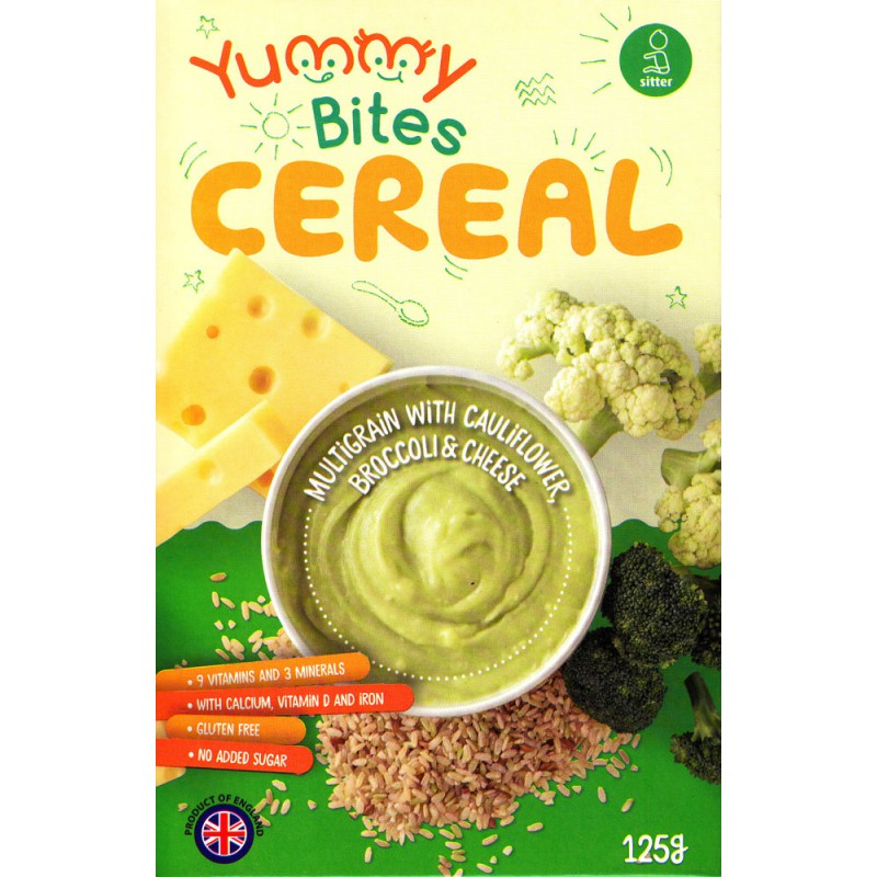 Jual Yummy Bites Cereal Multigrain Cauliflower Broccoli and Cheese 125 gr (4 bulan+) ? ProSehat800 x 800 jpeg 136kB