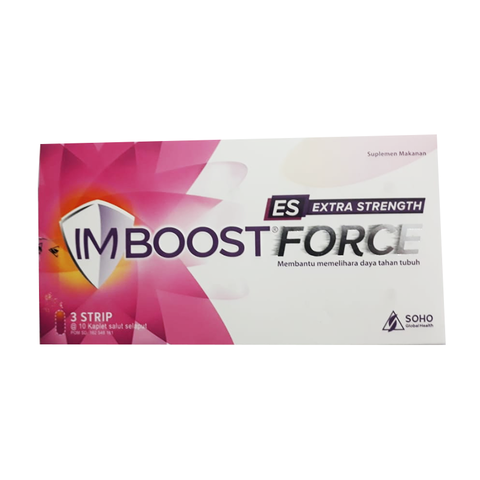Imboost Force ES (Extra Streght) Tablet
