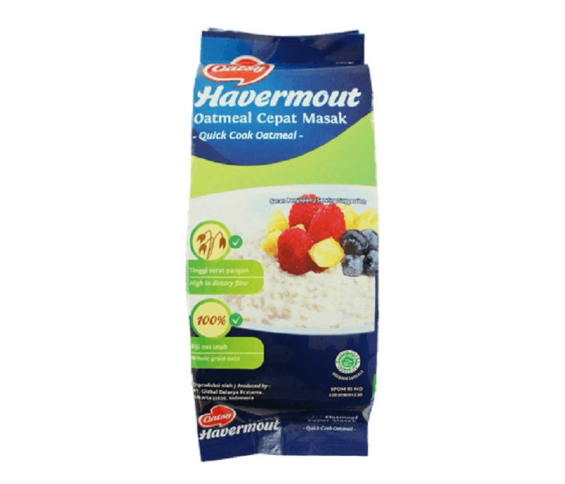 OATSY Quick Cook Oatmeal / Havermout 250gr