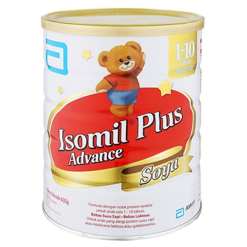 Isomil Plus Advance Soya 400gr