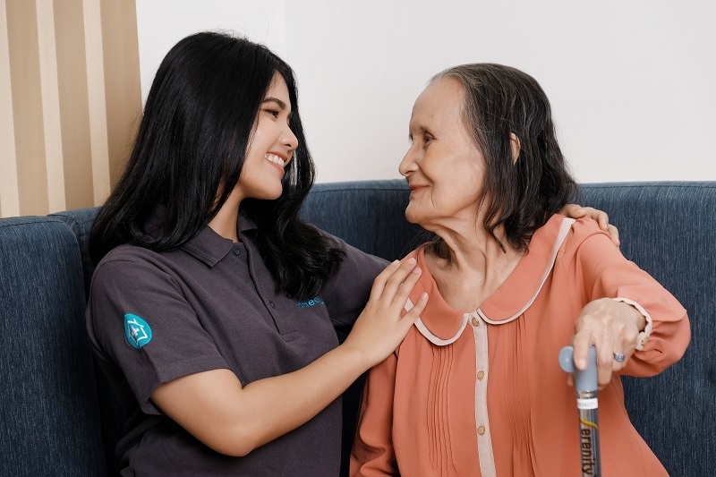 Jual Homecare 24 Companionship 24 Hours Prosehat