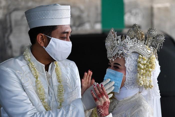 menikah di tengah corona, persiapan menikah di tengah corona