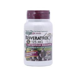 Nature's Plus Resveratol Tab 60's
