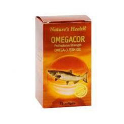 Nature's Health Omegacor Tab 75's