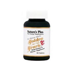 Nature's Plus Golden Years Tab 90's Vitamin Lansia