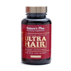 Nature's Plus Ultra Hair Tab 60's