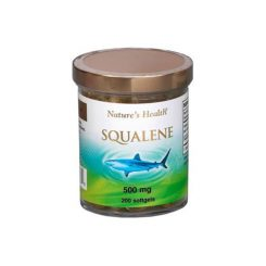 Nature's Health Squalane 500 Tab 200's