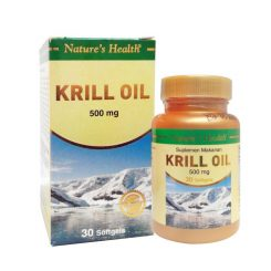 Nature's Health Krill Oil 500mg 30's