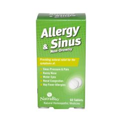 Natra Bio Allergy Sinus 60'S