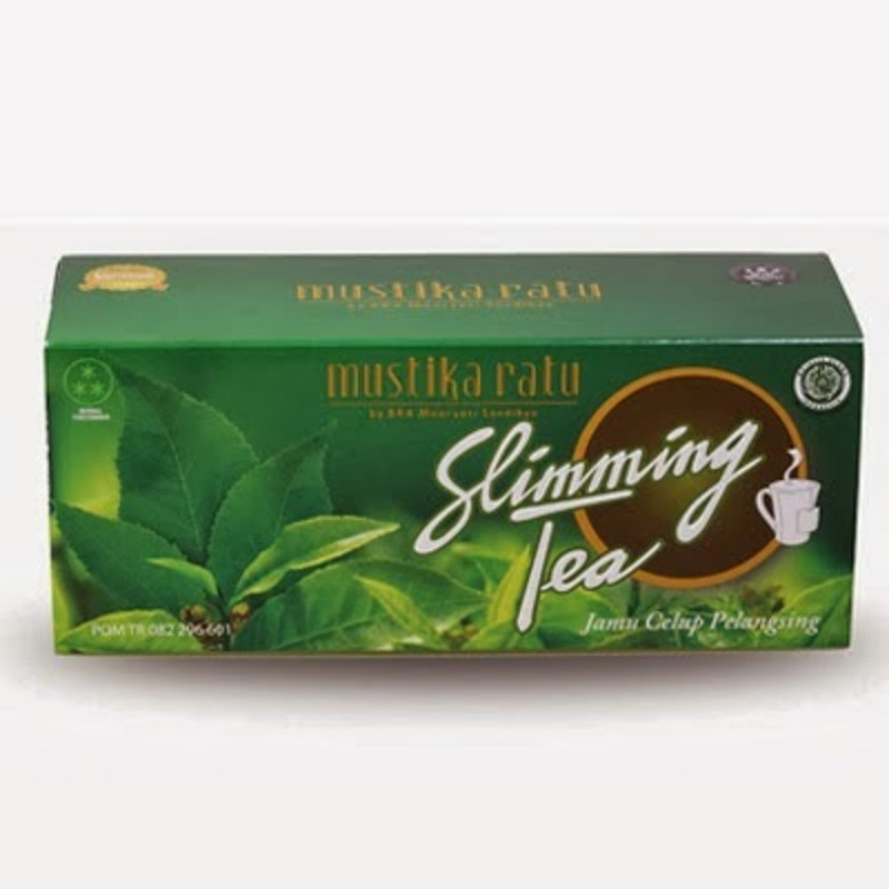 Slimming Tea Mustika Ratu