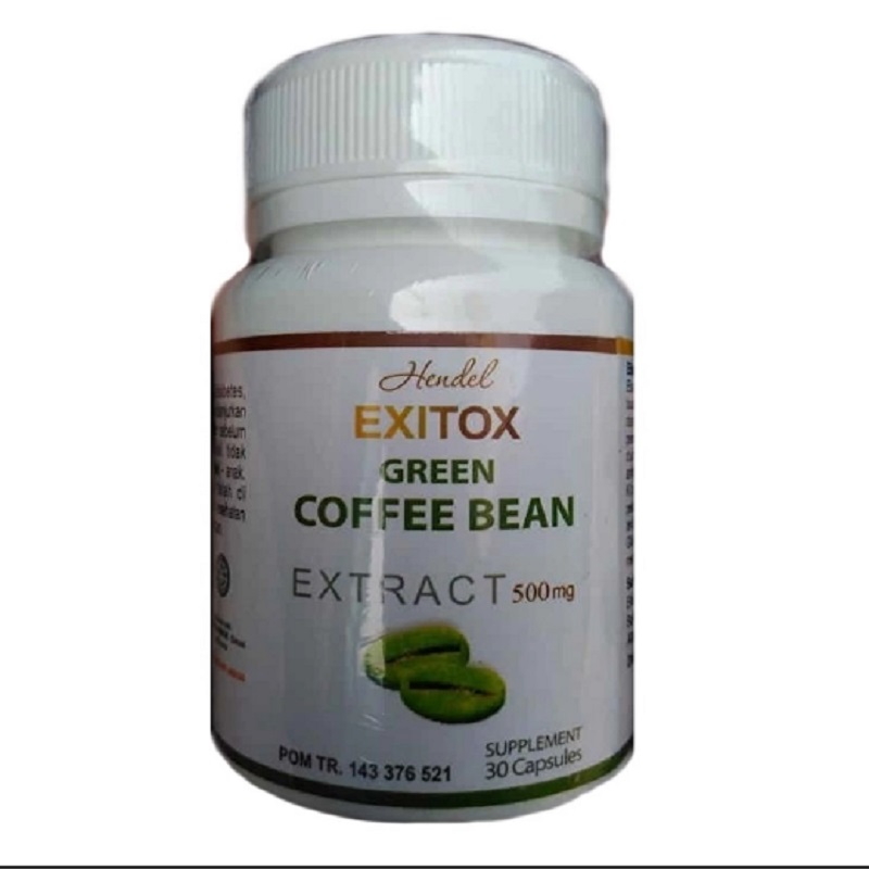 Hendel Exitox Green Coffee Bean Extract