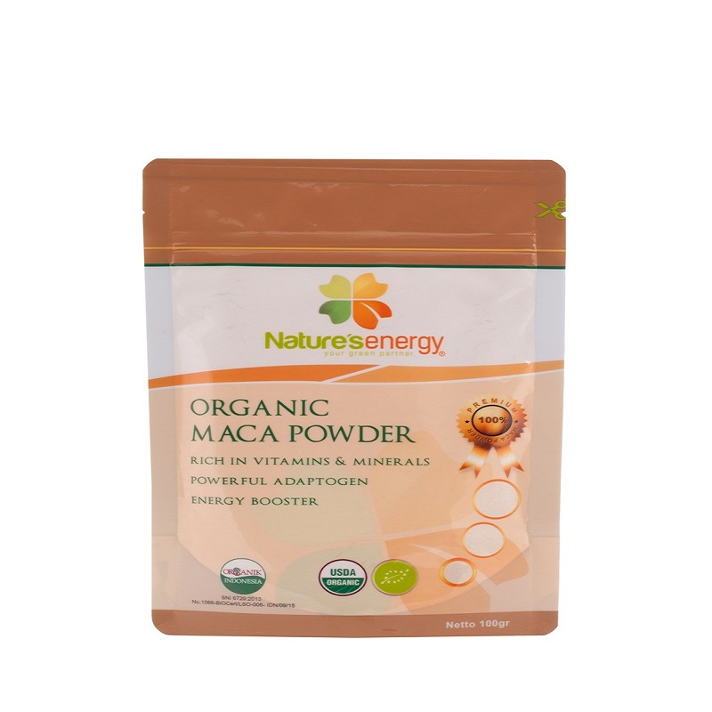 Nature's Energy Organic Maca Powder 100gr
