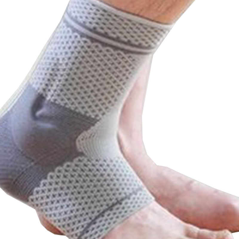 Dr. Med Compression Ankle Support With Pads L-DR A040